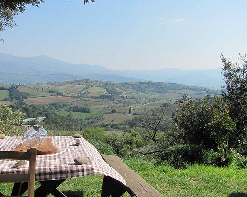 Wine Tasting Tuscany Style