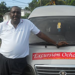 Richard Brooks, owner of Excursion Ocho Rios.