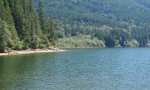 Hicks Lake Scenery