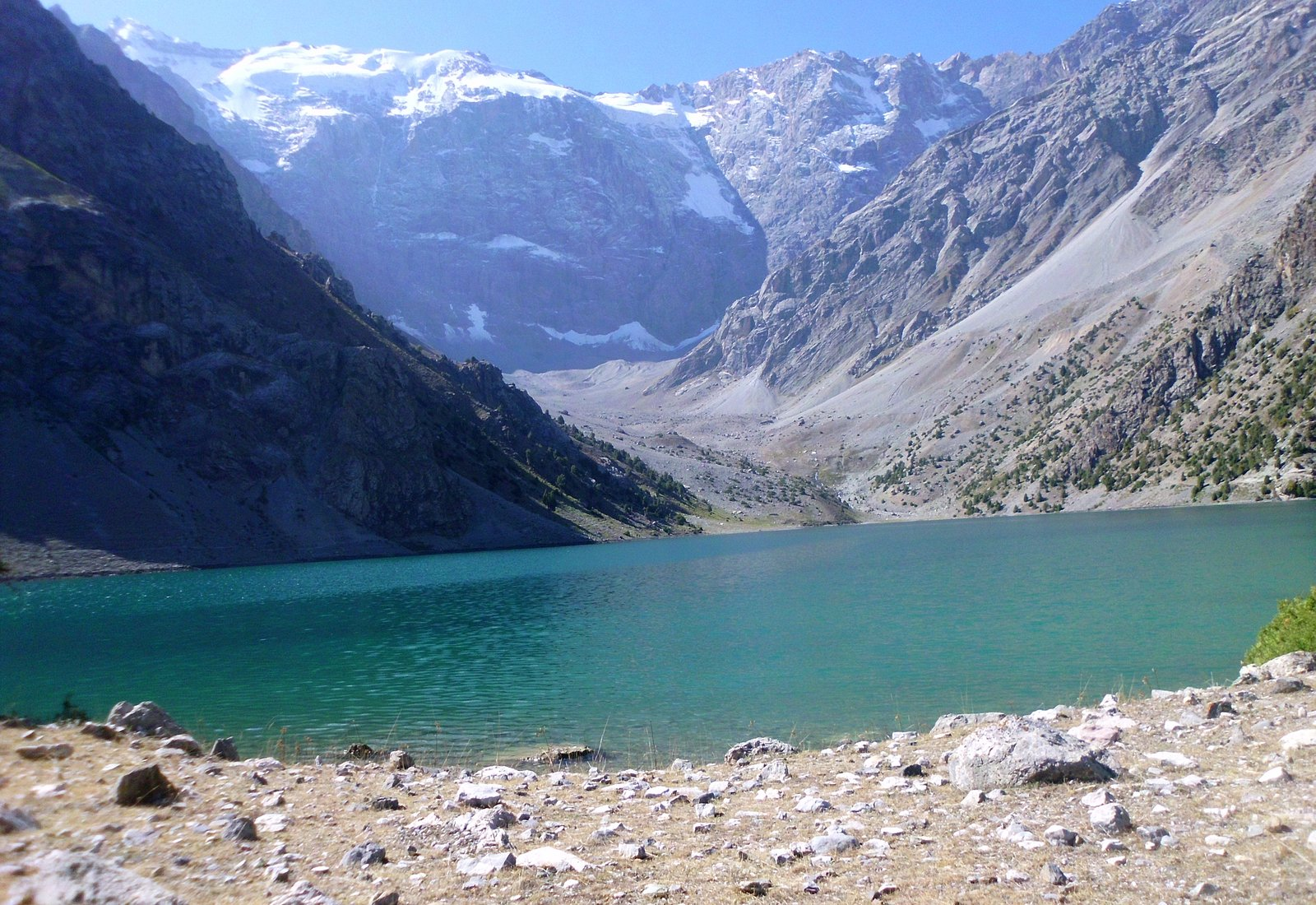 Kulikalon lake