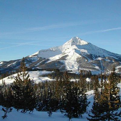 11,166 ft summit of Lone Peak