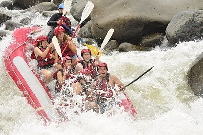 The Best Rafting