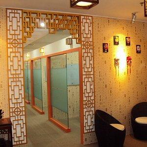 Mandarin Gareden shanghai centre