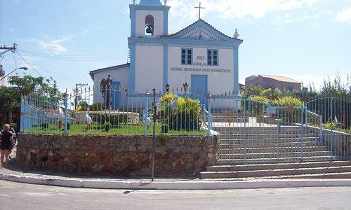 Iglesia Nuestra Señora de los Remedios - Arraial do Cabo
