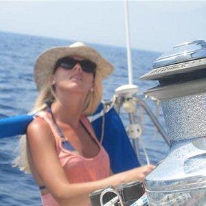 Sailing on Costa del Sol