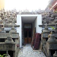 The buddha staircase
