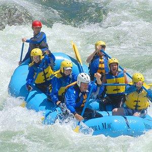 Sierra Mac River Trips