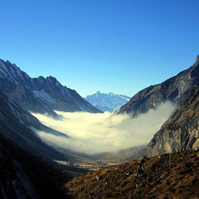 Nagaon under the cloud, Rolwaling