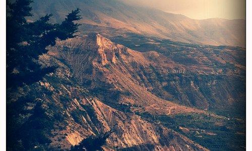 la vallée de Qadisha