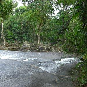 Tobogã (visto de cima)