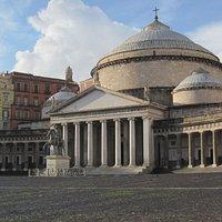 esteno dell Basilica