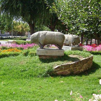 Verracos de Coca, Segovia.