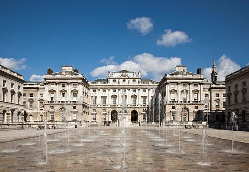 The Courtauld Gallery at Somerset House