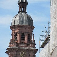 belltower and carillon