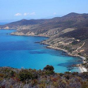 Corsica boat trip