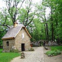 Meritorious Cemetery on Peksowy Brzyzek