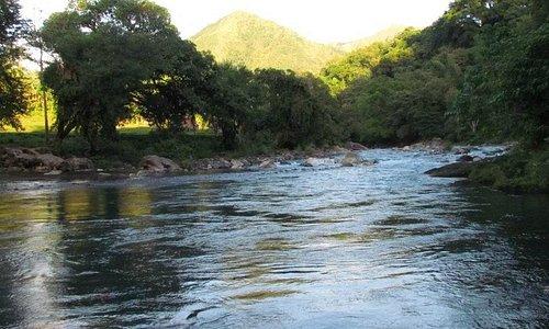 River for kayaking