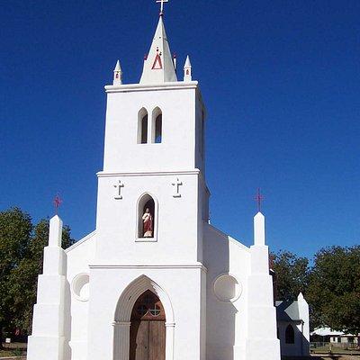 Church - Beagle Bay