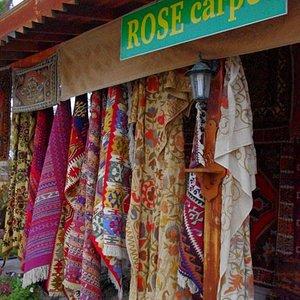 Rose Carpet Shop-Goreme, Turkey