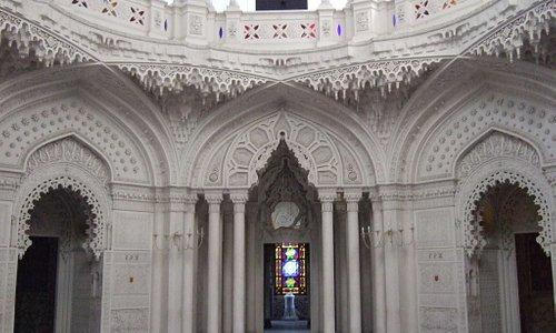 Sala Bianca Castello  di Sammezzano