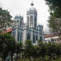 St Joseph's Church in Singapore