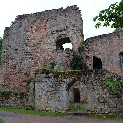 Burg Nanstien
