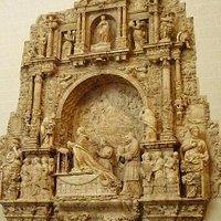 Cenotafio del Obispo de Vargas