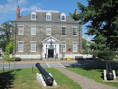 Maritime Command Museum, Halifax, Nova Scotia