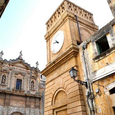 Chiesa di San Benedetto e Porticella