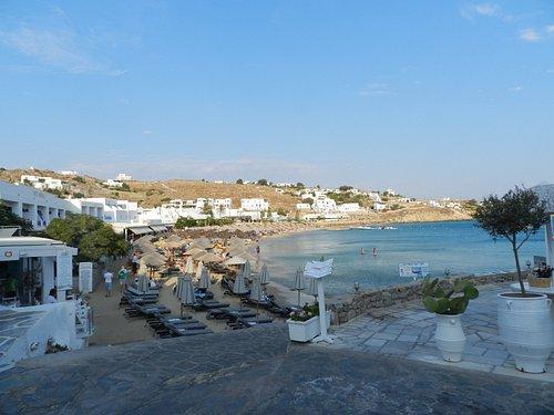 Spiaggia di Platis Gialos