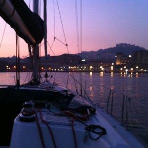 il ritorno a Napoli