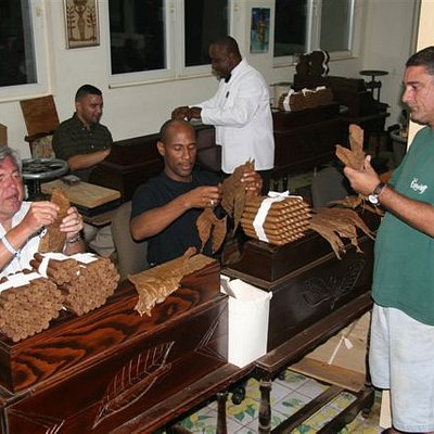 Learning how to make your own cigars