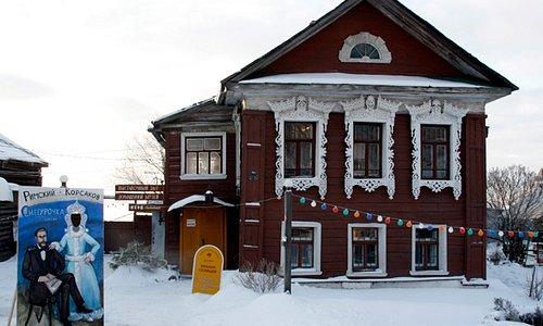 Банька пр-черному гостиницы Хорс