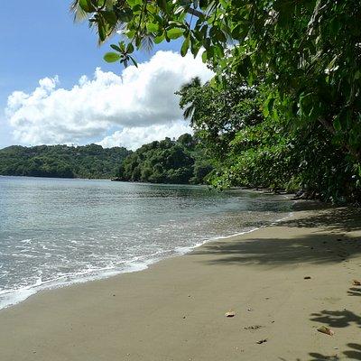 Ein Strand nur für uns!