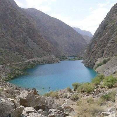 5th lake of Seven lake