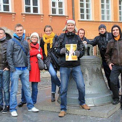 Historical Warsaw tour 1