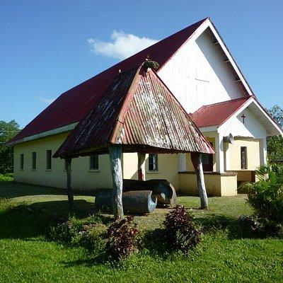 Church in Lovoni