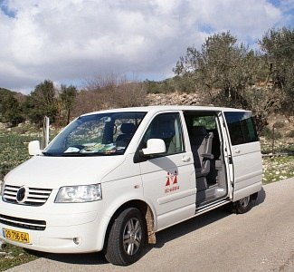 Private Tours Galilee- in exclusive car
