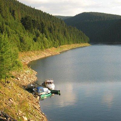 Fantanele Lake
