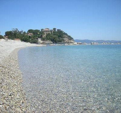 Spiaggia di Cavo-Isola d'Elba
