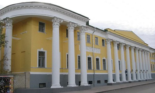 Provided by Saratov Museum