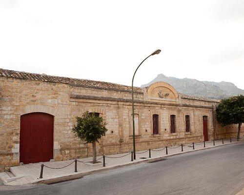 esterno molino excelsior Valderice (Trapani)
