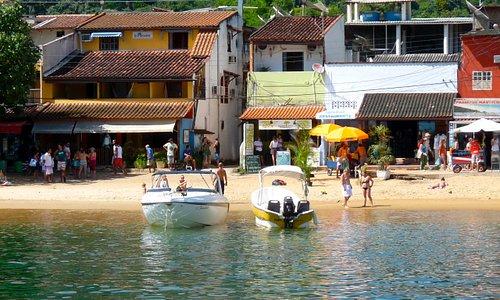 Playa de Abraao | Ilha Grande