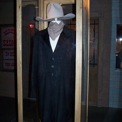 John Wayne's costume from 'The Shootist'