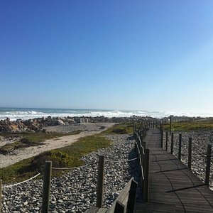 The path that leads to the southern most tip of Africa