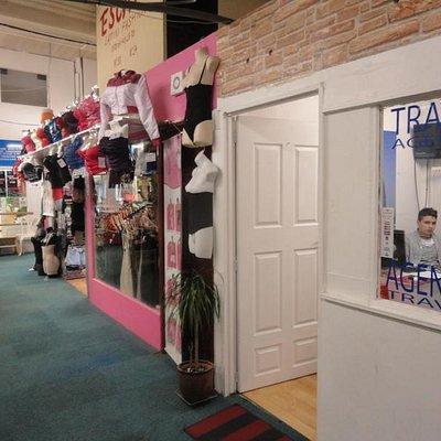 Seven Sisters Indoor Market