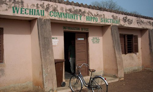 Weichiau Hippo Sanctuary Visitor Center
