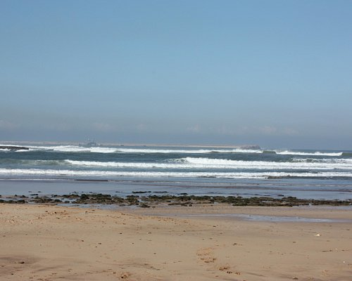 Mohammedia beach and surf