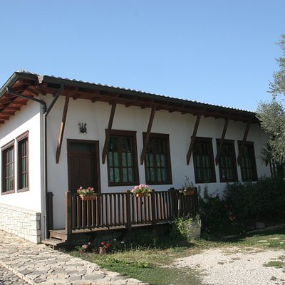 The owner's house