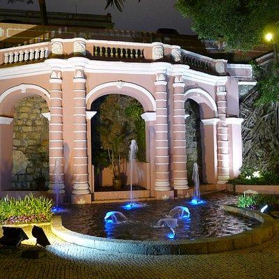 Jardim San Francisco - Fountain